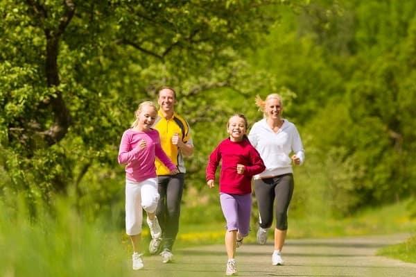 chạy bộ có tăng cân không