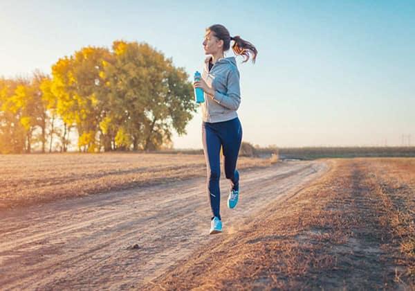 chạy bộ nhiều có tốt không