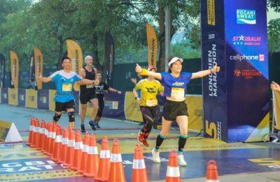 chạy marathon 2020