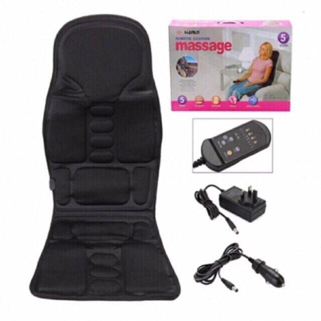 nệm massage toàn thân robotic cushion