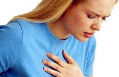 thiếu máu gây khó thở